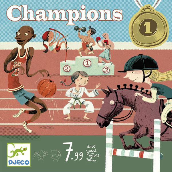 Champions Djeco