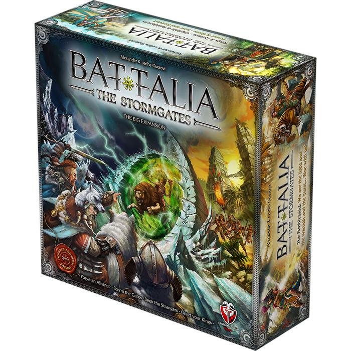 Battalia - The Stormgates