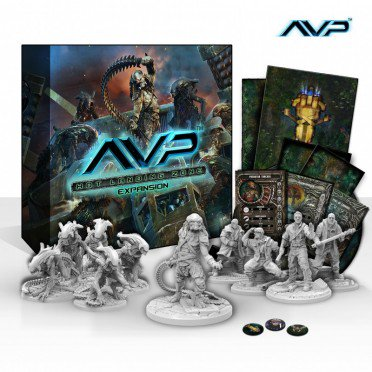 AVP The hunt begins 2nd edition - Hot Landing Zone