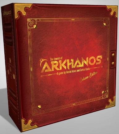 The Towers of Arkhanos - Deluxe Edition
