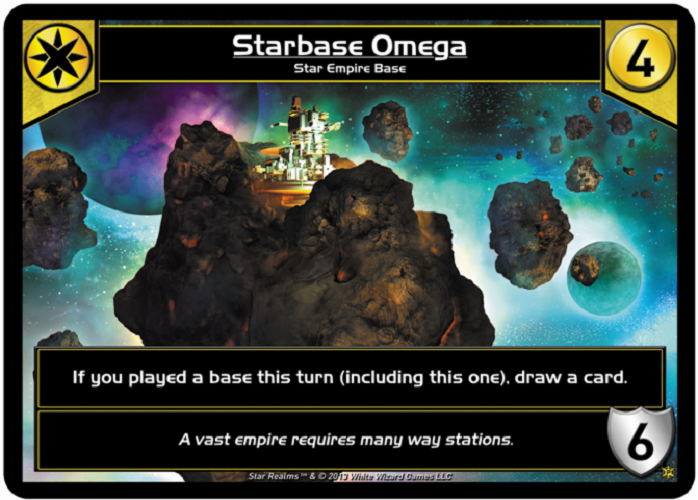 Star Realms - Base Omega