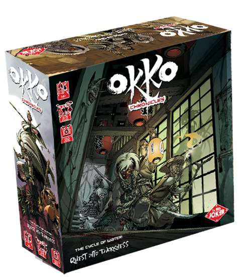 Okko Chronicles (Kickstarter)
