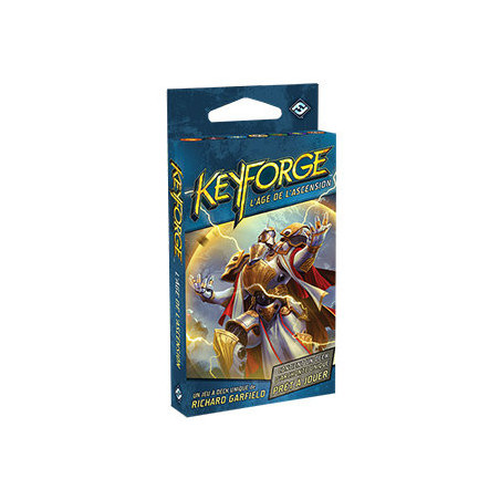 Keyforge - Deck L'Age de l'Ascension