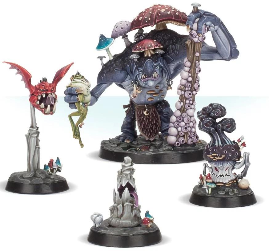 Warhammer Underworlds : Nightvault - Bande à Mollog