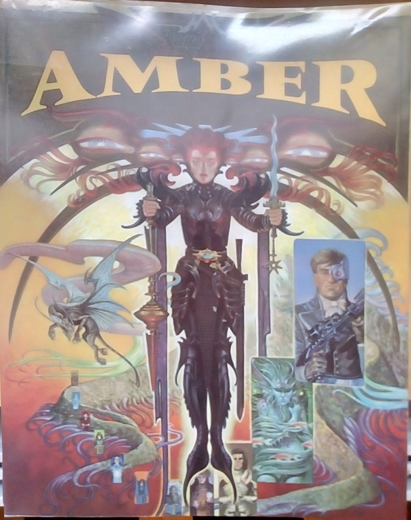 Amber Diceless Role-Playing