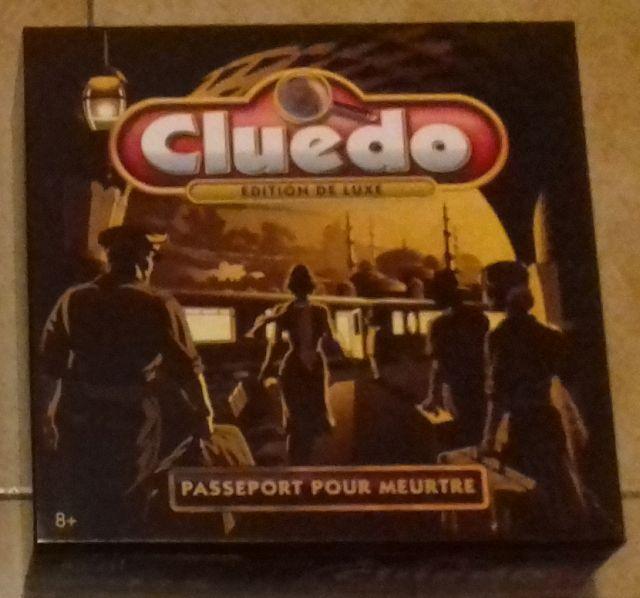 Cluedo Edition De Luxe