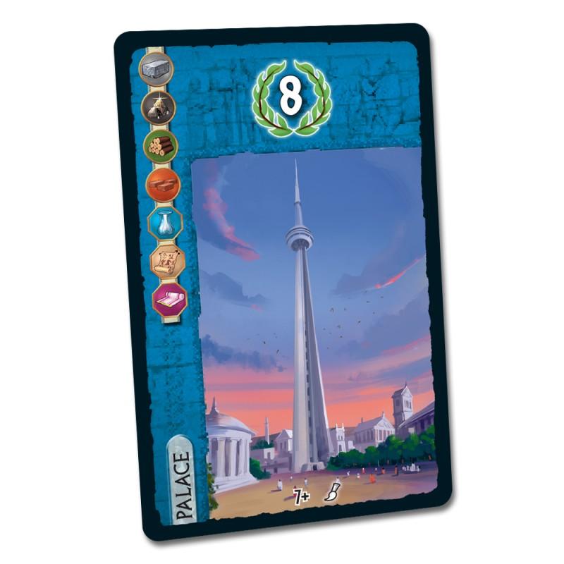 7 Wonders : CN Tower Palace