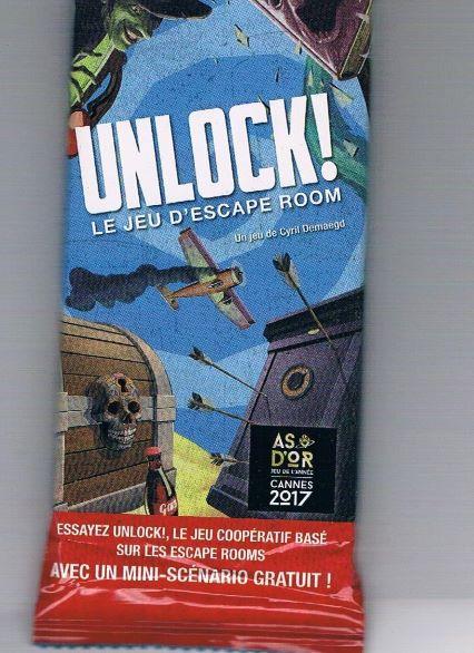 Unlock! - demo aventure
