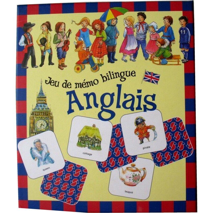 memo bilingue - Anglais
