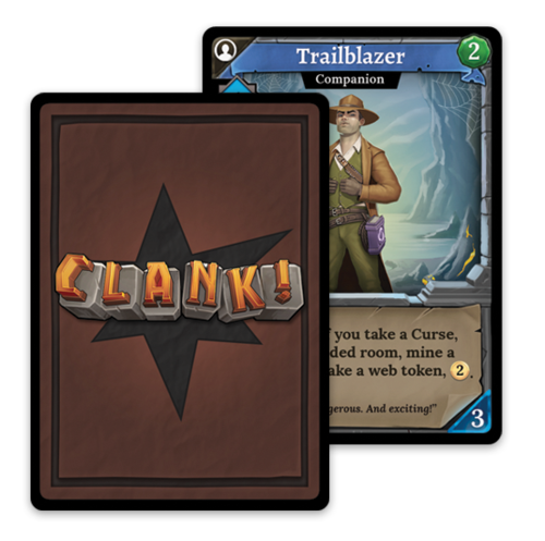 Clank ! - TrailBlazer