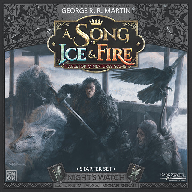 a song of ice and fire - la garde de nuit