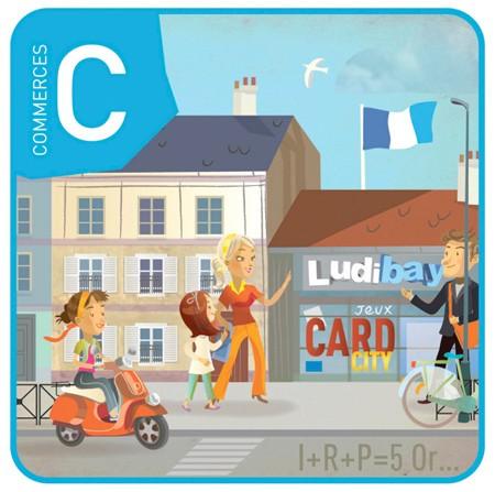 Card City - Carte Commerce