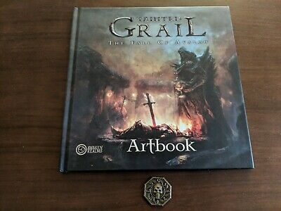 Tainted Grail: The Fall of Avalon - Artbook