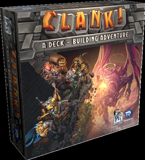 Clank ! - Pièces détachées