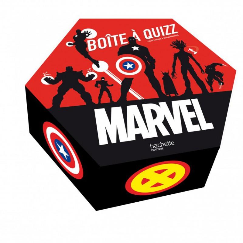 Boite à Quizz - Marvel