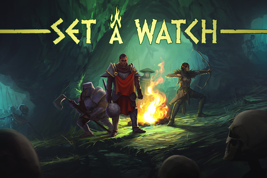 Set a Watch - Deluxe Edition
