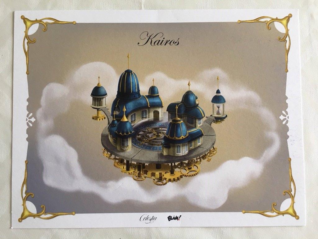 Art Work Celestia: Kairos