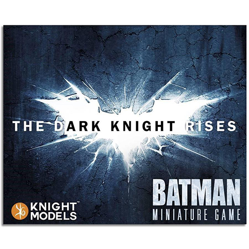 Batman miniature game - the Dark knight rises