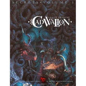 CadWallon la cité franche - Secrets volume 1