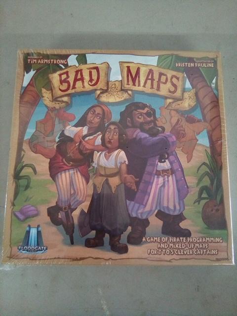 Bad maps