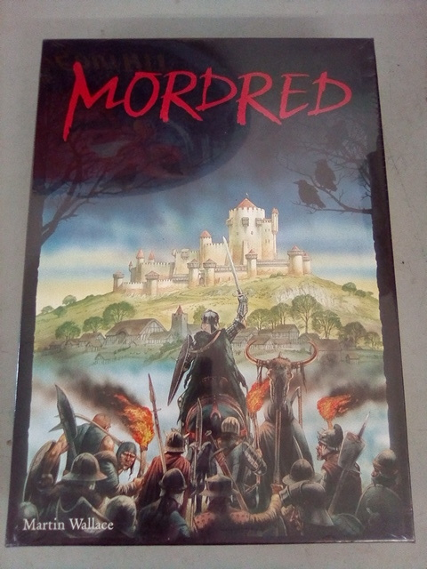 Mordred (Martin Wallace)