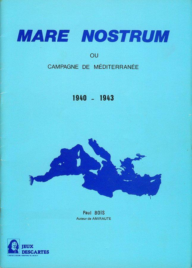Amirauté - Mare Nostrum