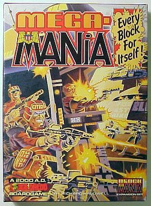 Block Mania: Mega-Mania