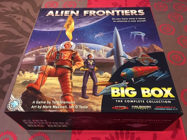 Alien Frontiers - Big Box : The Complete Collection