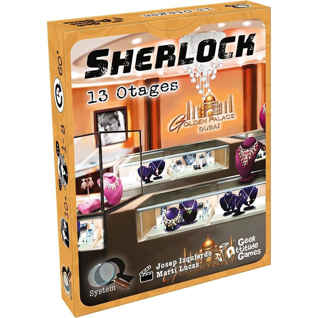 Sherlock : 13 Otages (q-system)