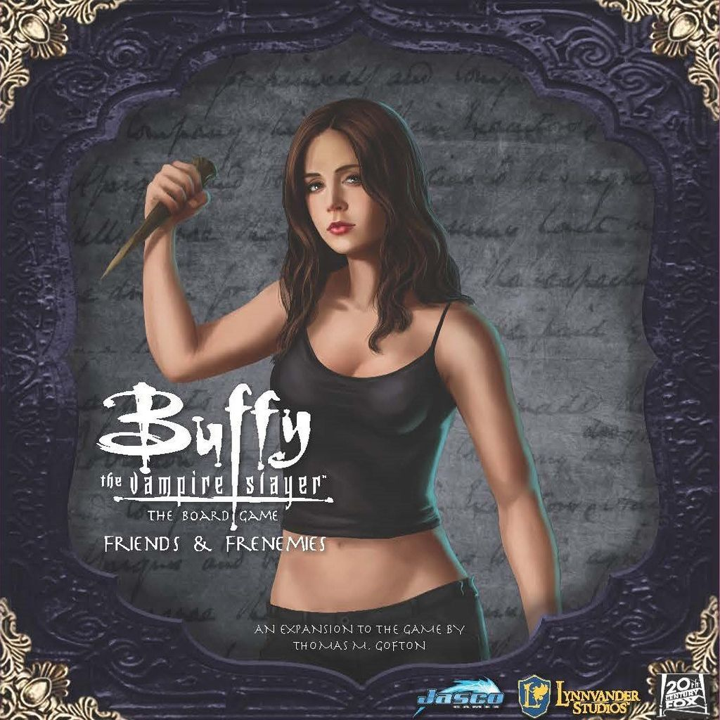 Buffy the Vampire Slayer: The Board Game - Friends and Frenemies
