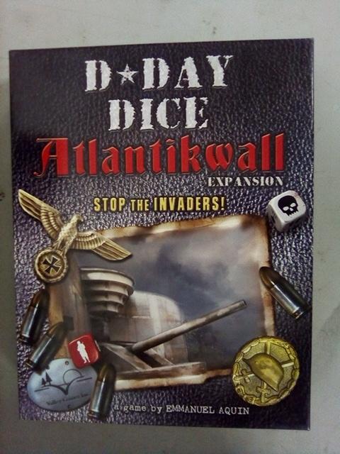 d day dice - atlantikwall