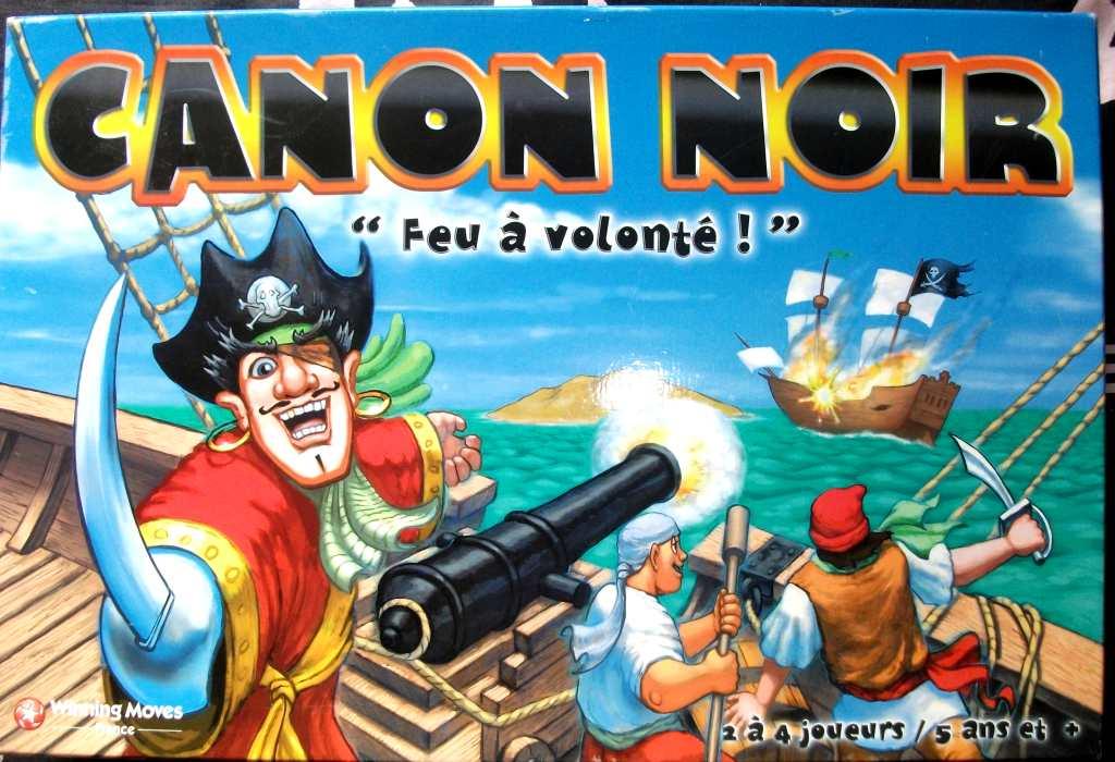 Canon Noir - Winning Moves