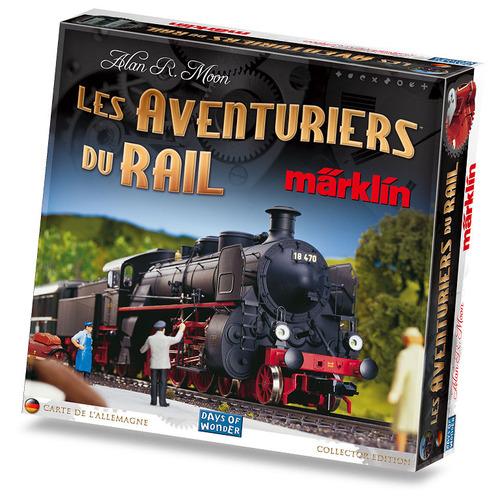Les Aventuriers du Rail - Märklin