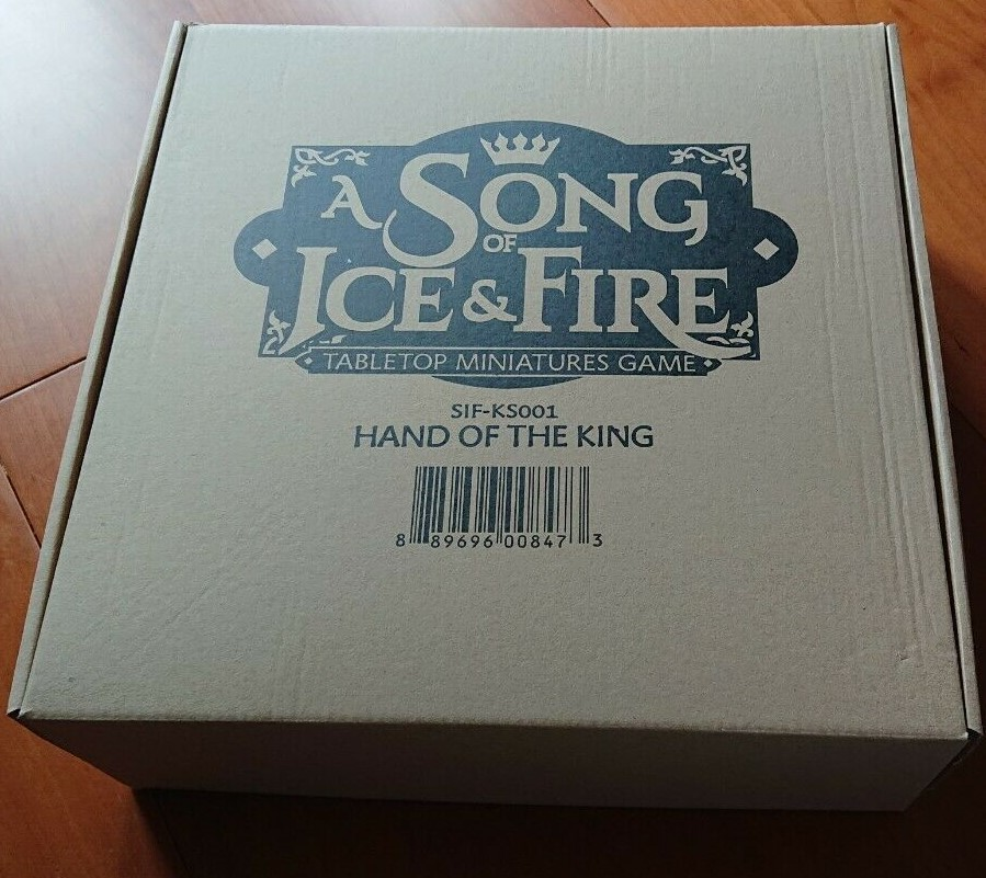 A Song Of Ice And Fire: Tabletop Miniatures -  Kickstarter Exclusive