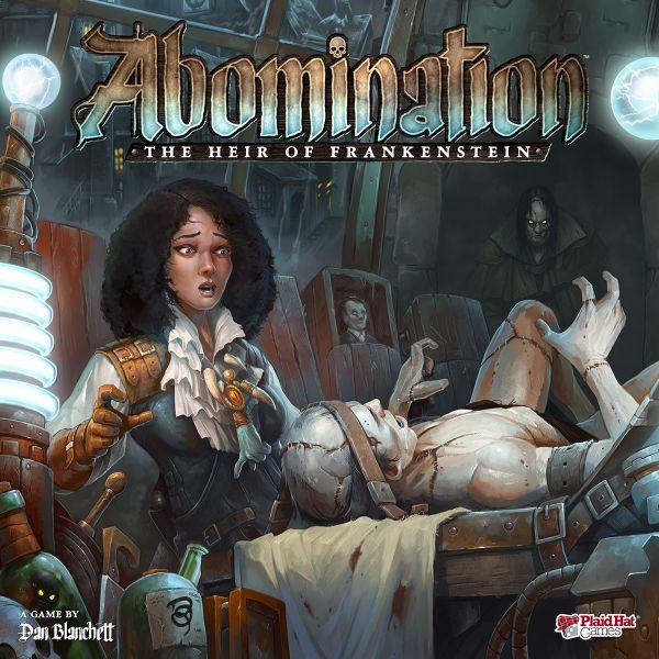 Abomination : The Heir of Frankenstein