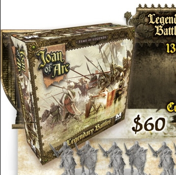 Time of Legends: Joan of Arc - Legendary Battles