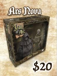 Time of Legends: Joan of Arc - Ars Nova