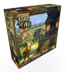 Time Of Legends: Joan Of Arc - Village Pack