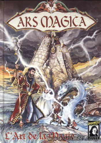 Ars Magica JDR