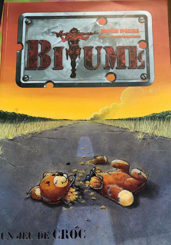 Bitume (6eme edition)