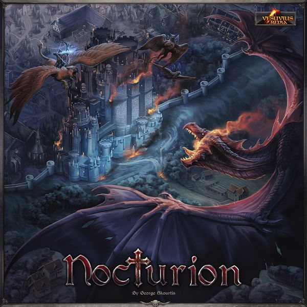 Nocturion - Deluxe edition