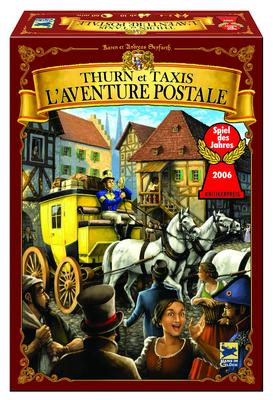 Thurn et Taxis : L'Aventure Postale / Thurn und Taxis / Thurn and Taxis
