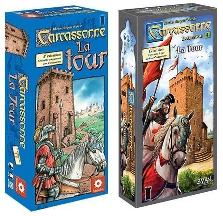 Carcassonne : 04 - La Tour