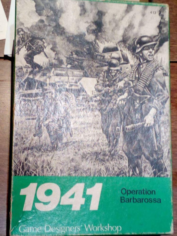 1941 opération barbarossa