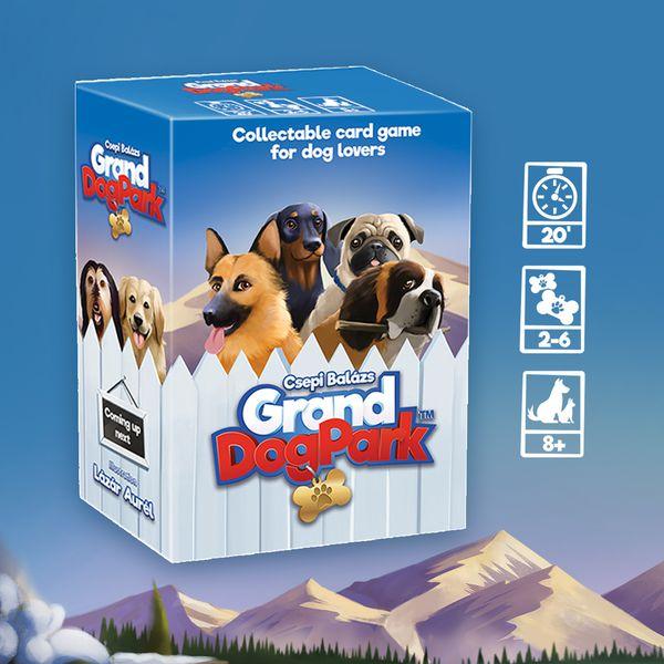 Grand dog park