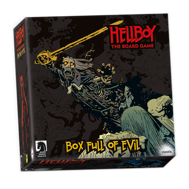 Hellboy: The Boardgame - Box full of Evil