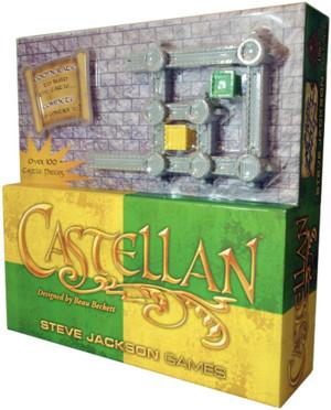 Castellan édition vert-jaune