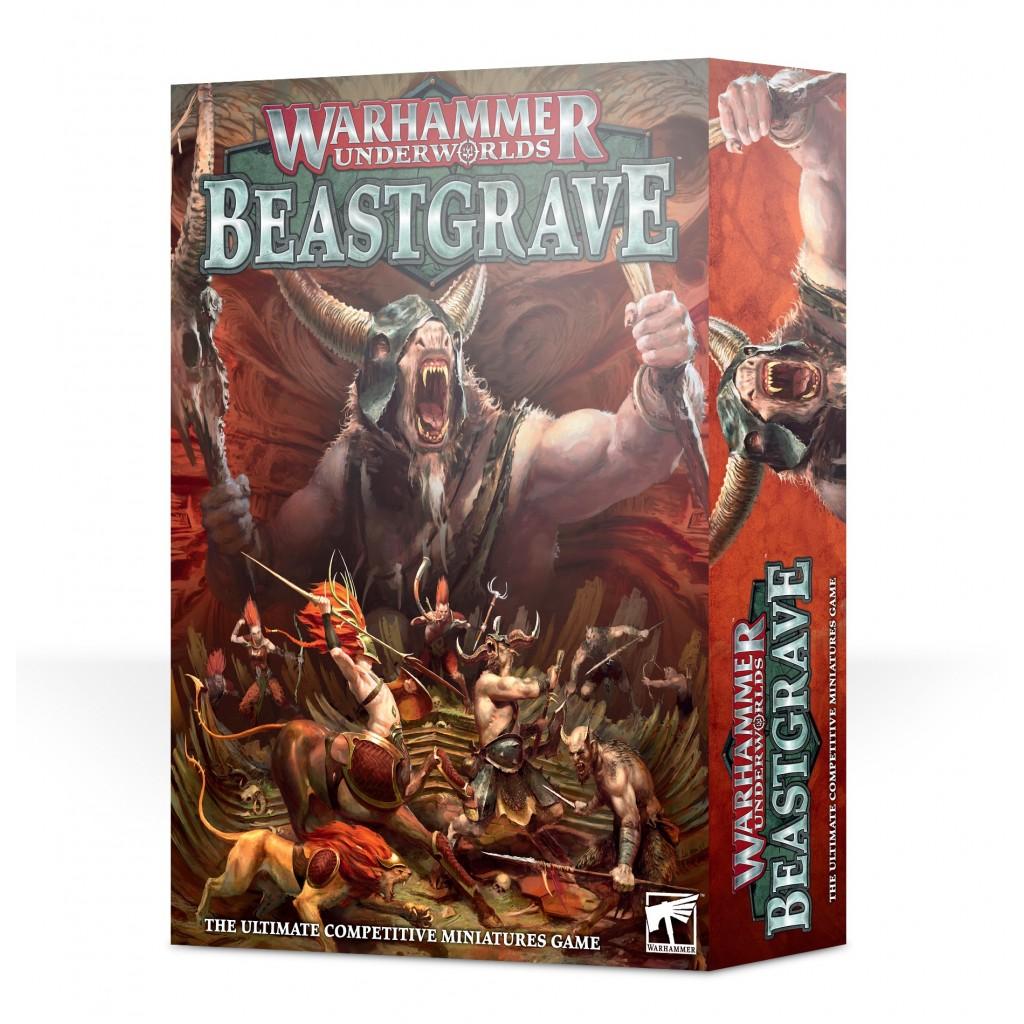 Warhammer Underworlds : Beastgrave