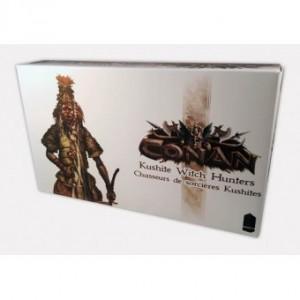 Conan (Monolith) - Chasseurs de sorcières kushites