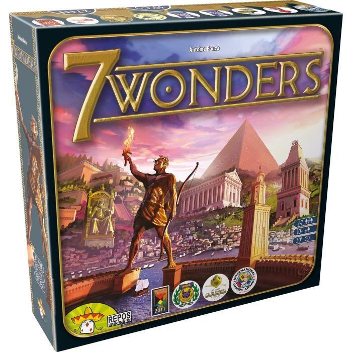 7 Wonders - Pièces détachées